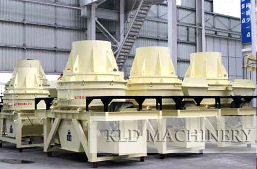 New Generation of Sand Maker are popular in the Market