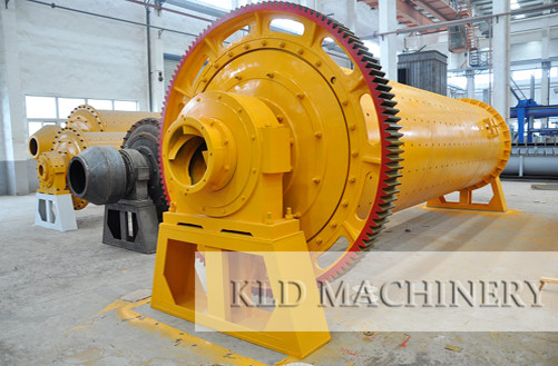 Wet process ball mill